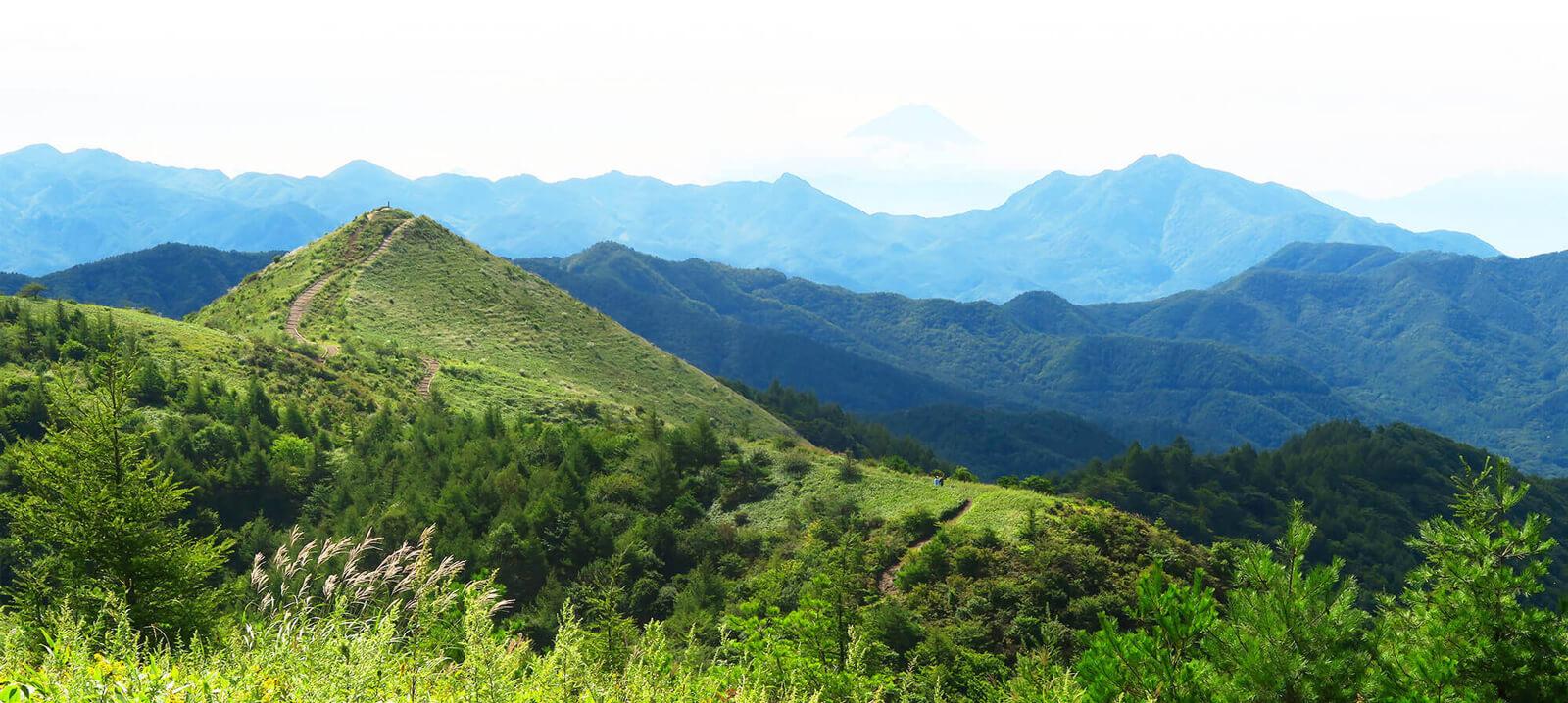 信州みなみまきむらの山々