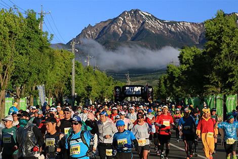 マラソン風景