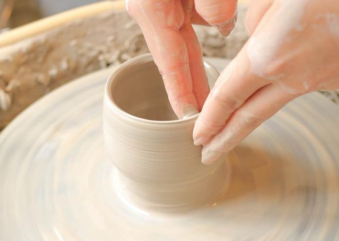 陶芸体験たわんで陶芸体験