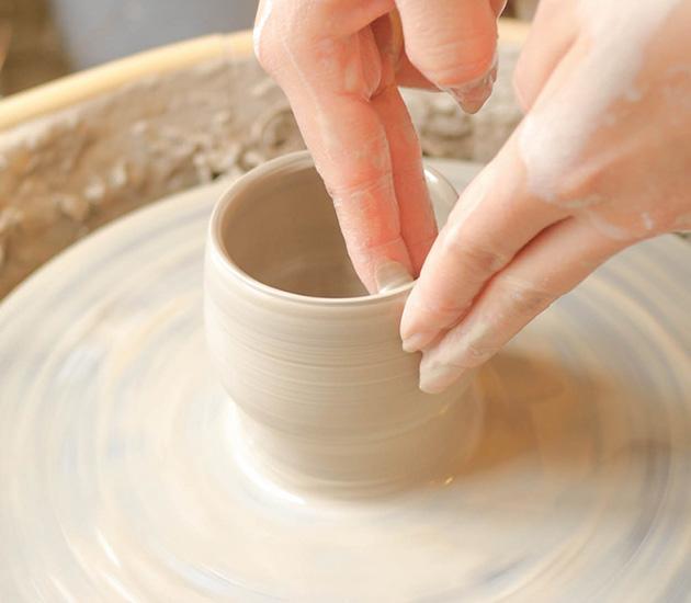 陶芸体験たわん
