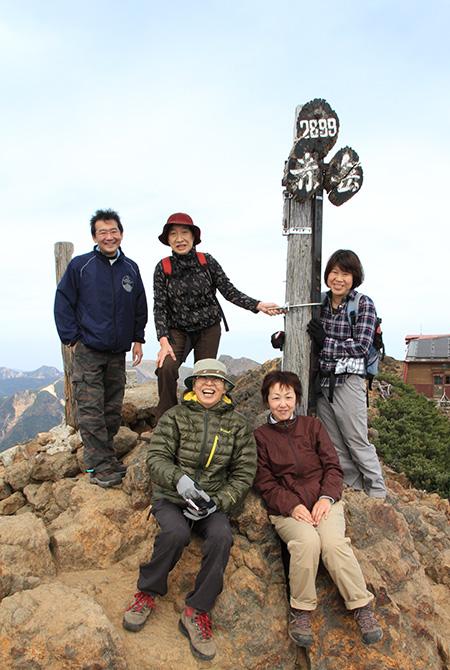 八ヶ岳登山:山頂から見る景色は格別!